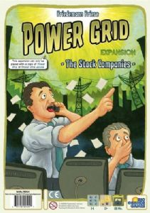 Power Grid : Expansion – The Stock Companies